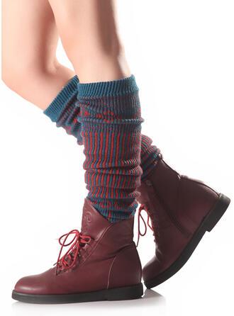 Przeszycia/Geometryczny Wygodny/Ogrzewacze nóg/Skarpetki do butów Skarpety