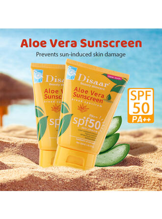 Basic Classic Plastic Suncare With Box