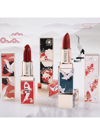 6 PCS Matte Lipsticks With Box