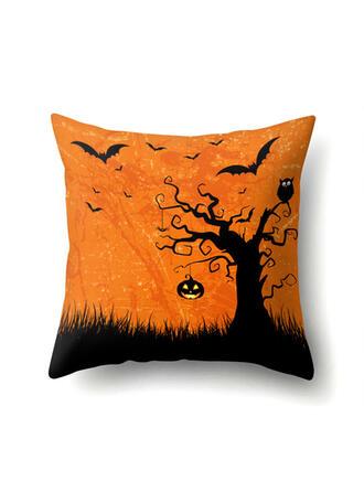 gotyk Nietoperz Halloween Duch Dynia Poliester Dekoracje na Halloween Poszewki na poduszki